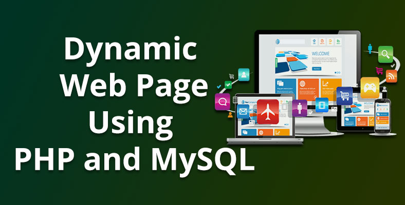 Best Dynamic web page creation using PHP and Mysql Courses in Porur